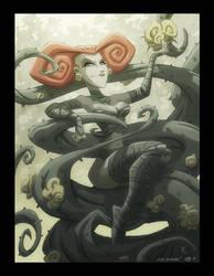 Poison Ivy by OtisFrampton