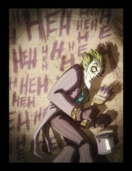 Joker by OtisFrampton
