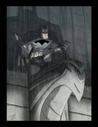The Batman by OtisFrampton