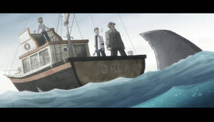 Yer Gonna Need A Bigger Boat by OtisFrampton