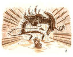 Newt by OtisFrampton