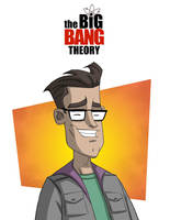 The Big Bang Theory 4 by OtisFrampton