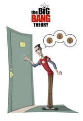 The Big Bang Theory 12 by OtisFrampton