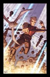 Archer by OtisFrampton
