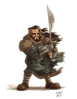 Thorin by OtisFrampton