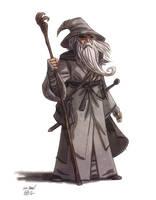Gandalf by OtisFrampton