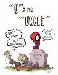 U Is For Uncle by OtisFrampton