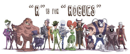 R Is For Rogues by OtisFrampton