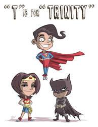 T Is For Trinity by OtisFrampton
