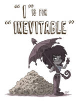 I Is For Inevitable by OtisFrampton