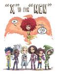X Is For Men by OtisFrampton