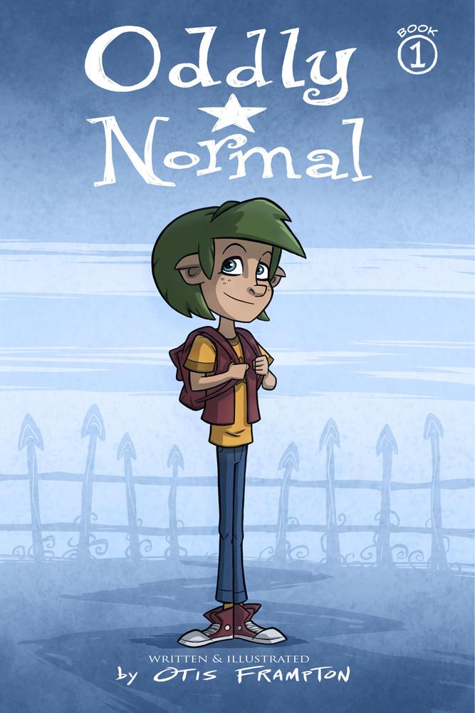 Oddly Normal Book 1 by OtisFrampton
