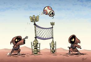 BB-Ball by OtisFrampton