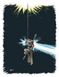 Rey of Light by OtisFrampton
