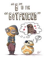 B Is For Boyfriend by OtisFrampton