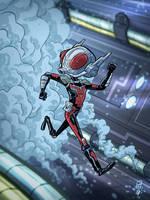 Ant-Man by OtisFrampton