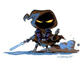 Jedi Jawa by OtisFrampton