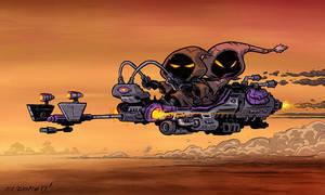 Utinni Rider by OtisFrampton