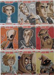 Star Wars 30th 1 by OtisFrampton