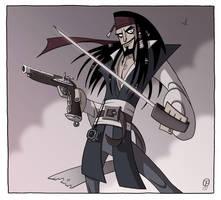 Captain . . . Jack Sparrow by OtisFrampton