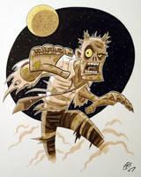 Zombie by OtisFrampton
