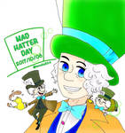 HAPPY MAD HATTER DAY!!!!!! by Amy-Mozuku