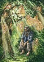 L'ultima Profezia del mondo degli uomini by Anta1s