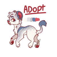SaberTooth adopt! OTA by PupsFluff