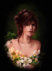 Hortence by AnakMoon