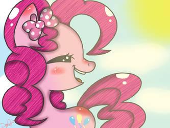 Pinkie Pie Smile by MissSmile84