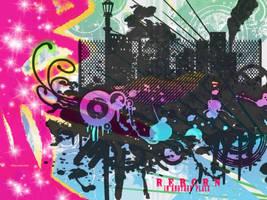 Graffiti by ItEqualsLove