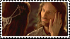 Aragorn and Arwen Stamp by ur-guardian-angel