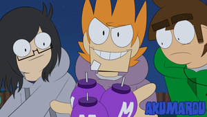 Eddsworld (Group) - Fun Dead FAKE SCREENSHOT by Akumarou