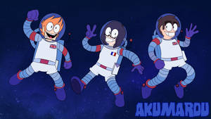 Eddsworld Space Squad by Akumarou