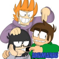 Eddsworld Squad (Icon) by Akumarou