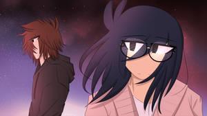 RE:Vex - Ken and Aku by Akumarou