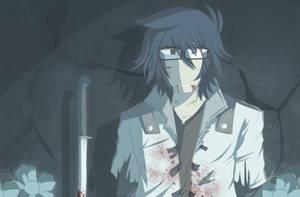 GenoVex!Yun - Injured by that huge beast by Akumarou
