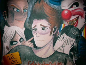 Rubius and emily wants to play by Whocares20