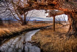 Just a Creek... by kcline78