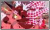 Growlmon Stamp by blackdragongal