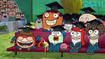The Big Woo (Fish Hooks 1001 Animations) by SofiaBlythe2014