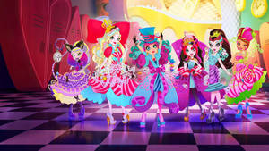 Ever After High: Way Too Wonderland 1001 Animation by SofiaBlythe2014