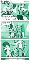 Silly Lyra - EIO by Dori-to