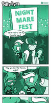 Silly Lyra - Night Mare Fest - Part I by Dori-to