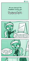 Silly Lyra - Business Mare by Dori-to