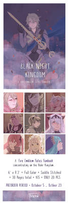 PREORDER - Fire Emblem Fates Fanbook by tanaw