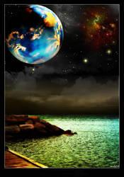 Translucent Night by edubz02