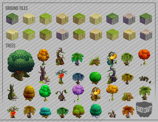 HandyCraft - Forest Pack v.01 by ARTCADEV