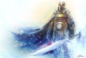 The Frozen King by ARTCADEV