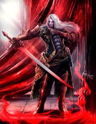 Alucard - Lords of Shadows 2 by ARTCADEV